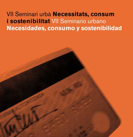 Needs, consumption and sustainability