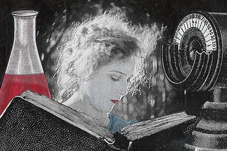 Stacey Steers. «Edge of Alchemy» por Mariana Freijomil