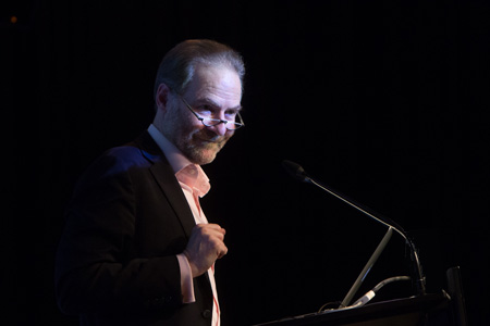 "Timothy Garton Ash: ""Free speech under attack"""