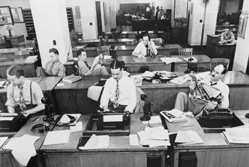Periodisme, literatura i nous mitjans