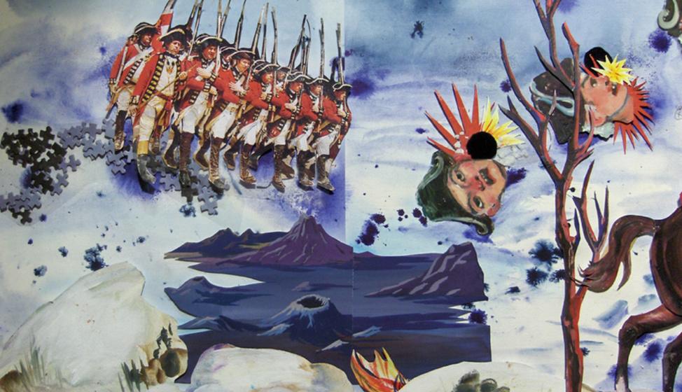 Triumph of the Wild (Martha Colburn, 2008/2009)