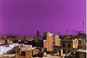 En una jaula metida: Barcelona, 1969. Conferencia de Hannah Collins