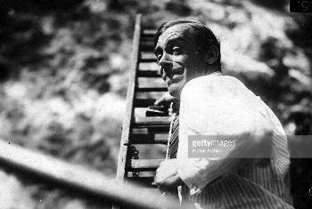 Walter Ruttmann  | © Hulton Archive, circa 1927