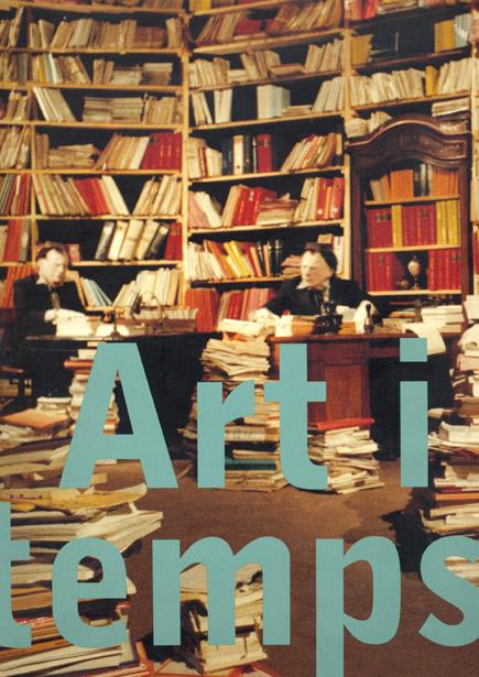 Art i temps / Arte y tiempo