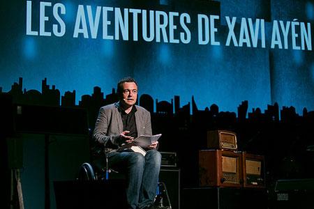 Primera Persona 2015. ¡Boom! Las aventuras de Xavi Ayén