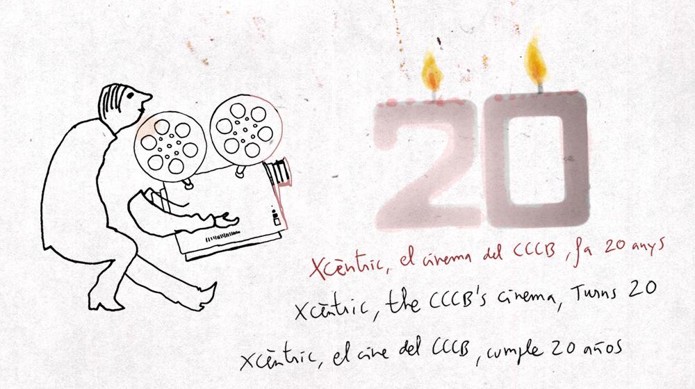 Xcèntric's 20th anniversary