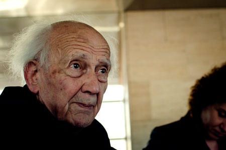 "Zygmunt Bauman: ""We must make a new version of ourselves if we are to remake places"""