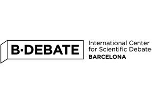 """B·Debate International Center for Scientific Debate Barcelona (una iniciativa de Biocat con el apoyo de la Obra Social """"la Caixa"""")"""