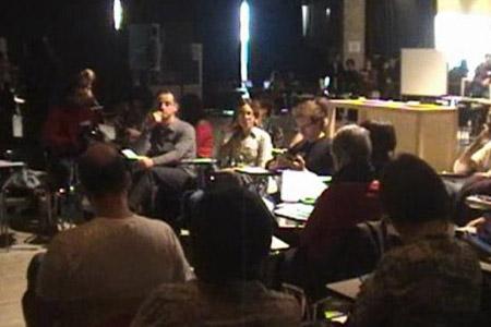 Kosmopolis 10. Reportatge: BookCamp I