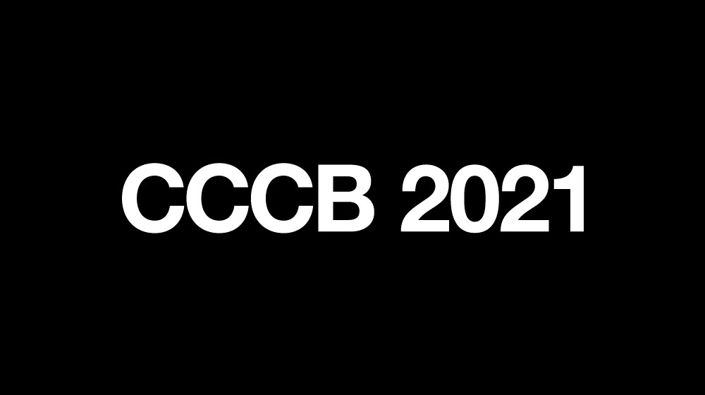 CCCB 2021 Programme