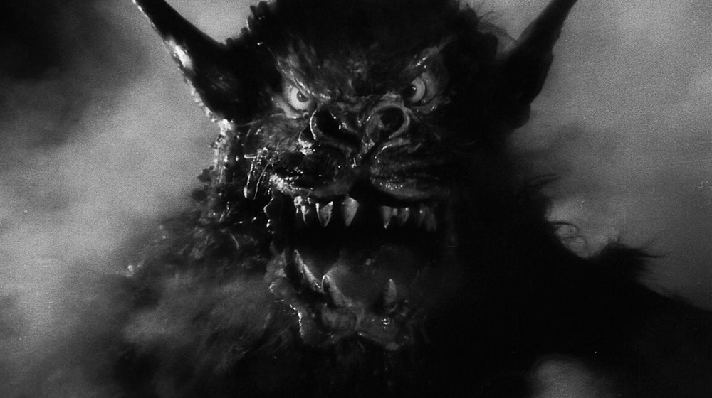 """""""Night of the Demon"""" (Jacques Tourneur, 1957)"""