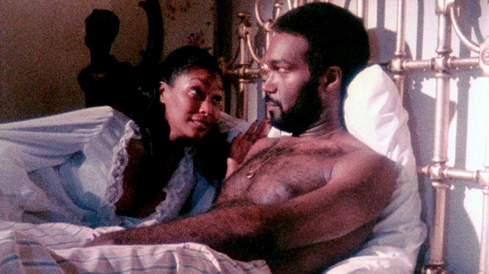 Marlene Clark y Duane Jones en «Ganja & Hess» (Bill Gunn, 1973)