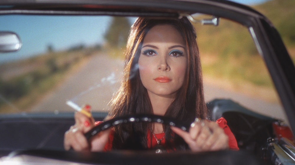 Samantha Robinson a «The Love Witch» (Anna Biller, 2016)