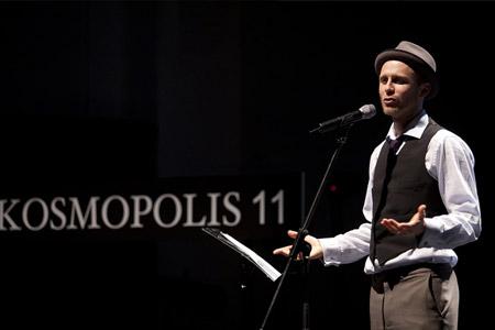 Kosmopolis 11. Out Spoken