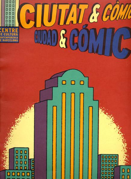 Ciutat & còmic / Ciudad & cómic