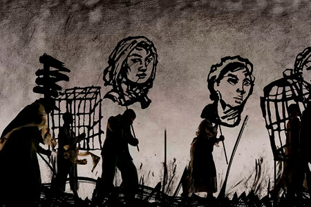 De cuevas y sibilas. Cinco caminos para acercarse a William Kentridge