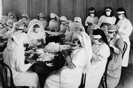 Iconografías de la pandemia