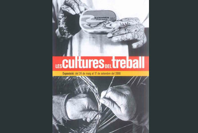 Imatge de l'exposició Les cultures del treball