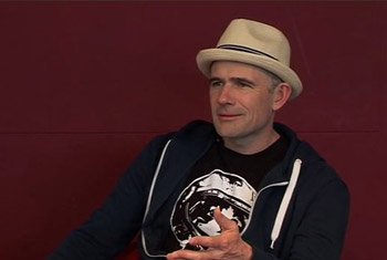 Interview with Mark Z. Danielewski