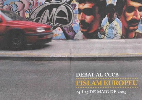 Designed image of debate