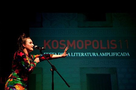 Kosmopolis 11. Out Spoken