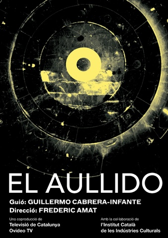 """Imatge gràfica """"El Aullido"""""""