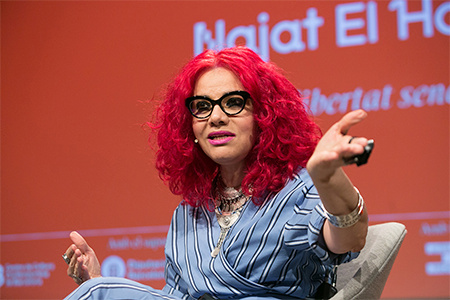 Mona Eltahawy i Najat El Hachmi
