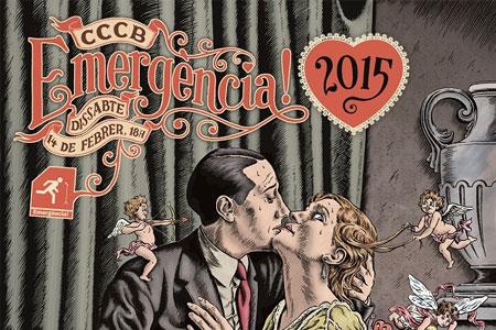 Setena edició del festival Emergència!