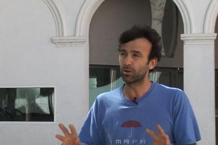 «Ara més que mai és necessari que la gent imagini utopies» Ernesto Collado