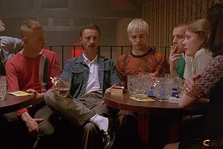 Escena d'un bar