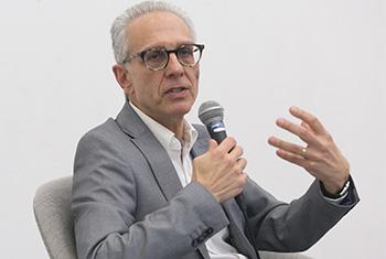 Fernando Vidal    © CCCB, Miquel Taverna, 2018