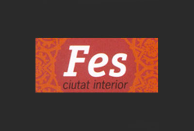 Imagen gráfica de la exposición FES. ciudad interior