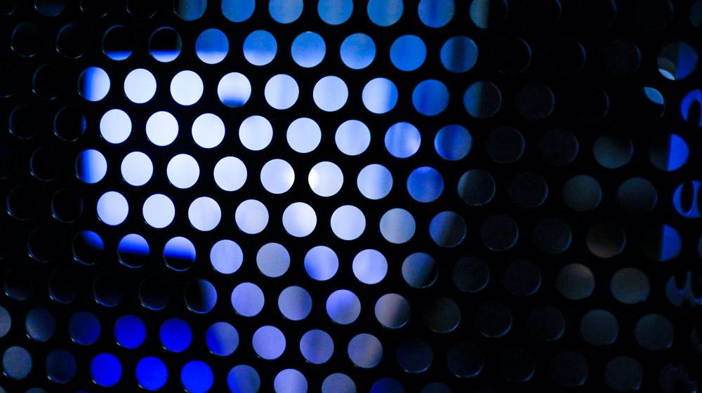 Detall de l'exposició Quàntica © Martí Berenguer, 2019