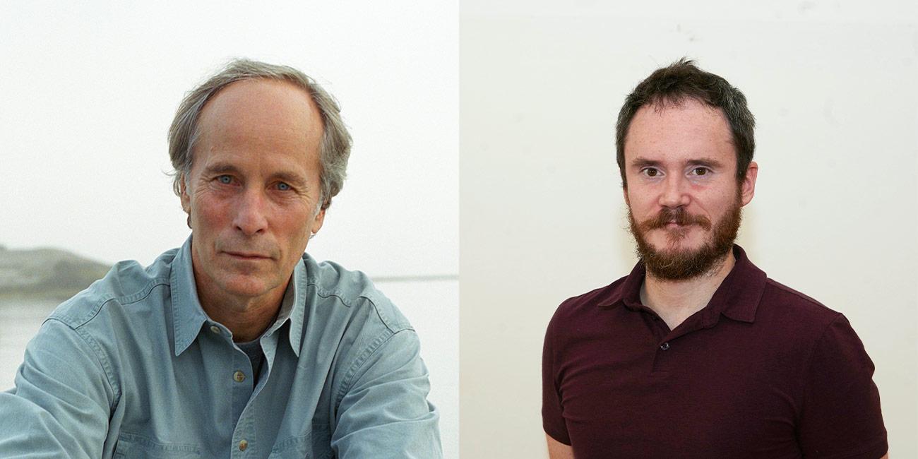 Richard Ford and Borja Bagunyà