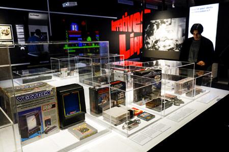 Reportatge de l'exposició «Gameplay»