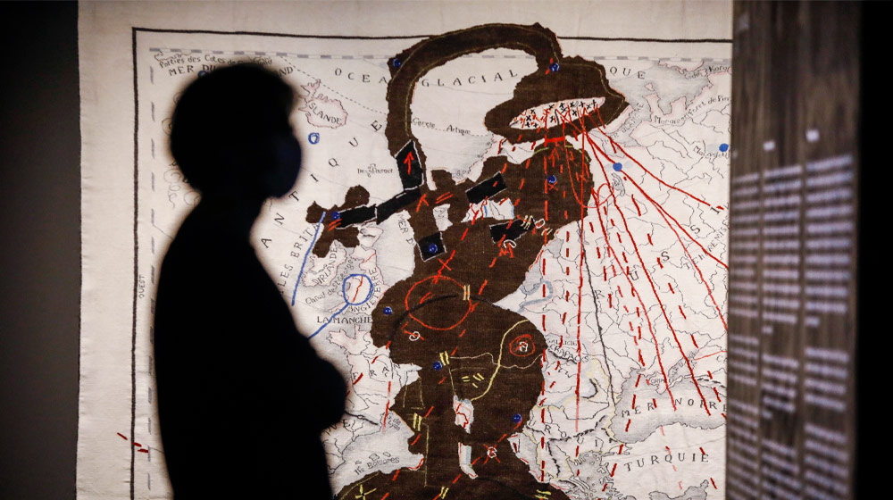 «William Kentridge. El que no està dibuixat»