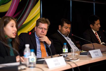 Debat amb Gaspar Rivera-Salgado, José Walter Tejada i Kate Brick: Immigració. El capital social i cultural. L'experiència hispana/llatina a Nord-Amèrica