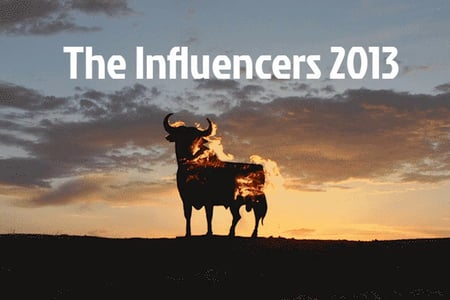 The Influencers 2013