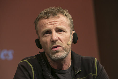 Jo Nesbø, Marc Pastor and Serielizados