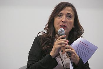 Joana Sánchez    © CCCB, 2017. Autor: Miquel Taverna