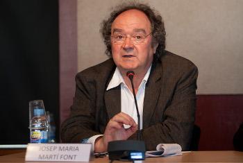 Josep Maria Martí Font  | (c) Miquel Taverna, 2011