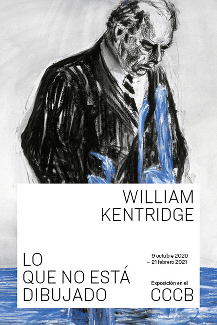 William Kentridge. Lo que no está dibujado