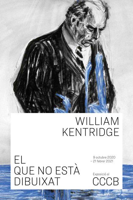 William Kentridge. El que no està dibuixat