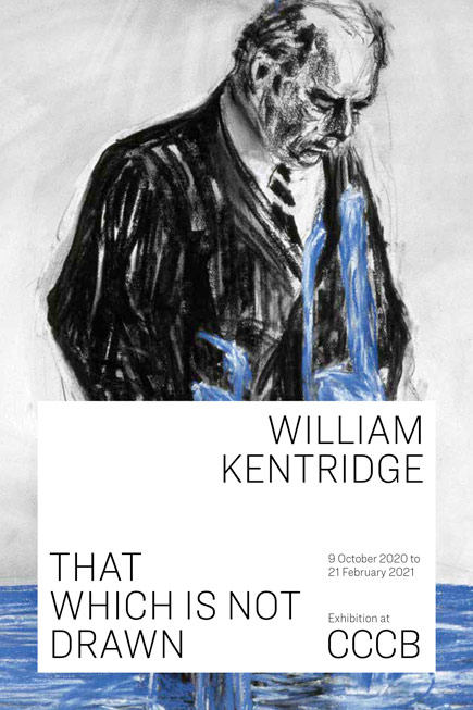 William Kentridge. That Which Is Not Drawn