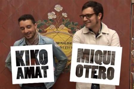Kiko Amat y Miqui Otero presentan Primera Persona 2013