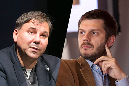 Ivan Krastev y Jordi Vaquer