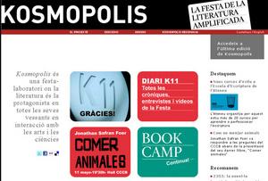 Kosmopolis 2011 a les xarxes