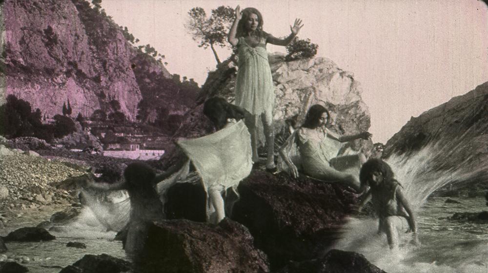 La légende des ondines (Georges Denola, 1911)