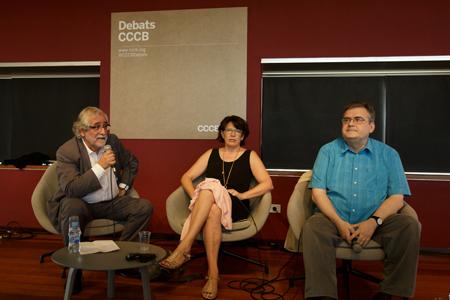 La literatura en l'era d'Internet : Sergi Pàmies i Imma Monsó