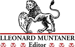 Lleonard Muntaner Editor